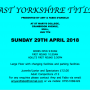 East Yorkshire Titles